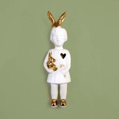 Pupke mini met konijnenoortjes