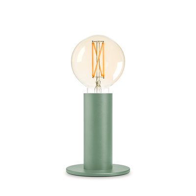 EDGAR - SOL Lamp cement green