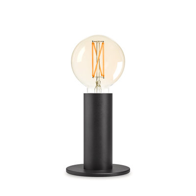 EDGAR - SOL Lamp Black