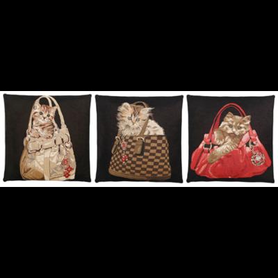 Bag Cats Set of  3
